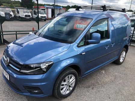 VOLKSWAGEN CADDY 2.0 TDI C20 BlueMotion Tech Highline EU6 ss 5dr